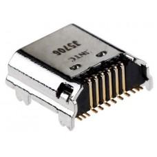 SAMSUNG Galaxy i9200, i9205 - Gniazdo micro USB